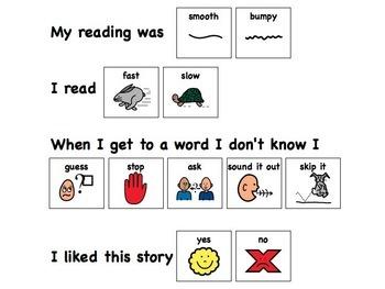 Fluency Reflection