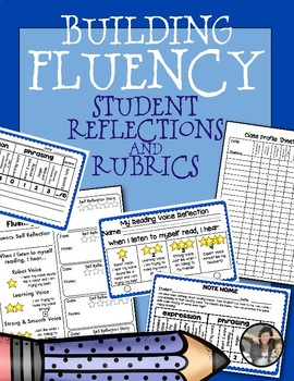 Fluency Rubric Bundle