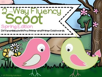 Fluency Scoot-Spring Edition
