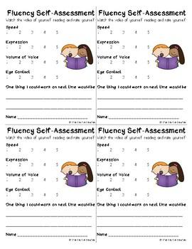 Fluency Self Assessment