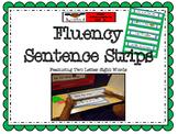 Fluency Sentence Strips (Sight Words)