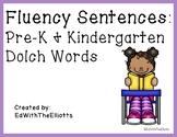 Fluency Sentences--Roll&Read