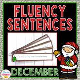 Fluency Sentences for December