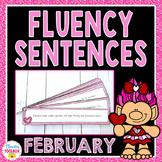 Fluency Sentences for February