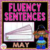 Fluency Sentences for May