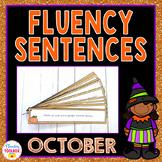 Fluency Sentences for October