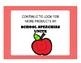 Fluency Shaping Summer Homework Packet