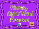Fluency Sight Word Phrases