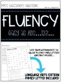 Fluency Skill Builder