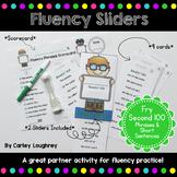Fluency Sliders: Sight Word Practice {Fry Words 101-200 Phrases}