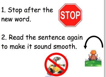 Fluency Smartboard Lesson