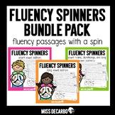 Fluency Spinners Reading Bundle