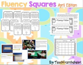Fluency Squares April Edition