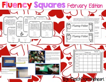 Fluency Squares February Edition