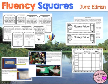 Fluency Squares June Edition