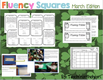 Fluency Squares March Edition