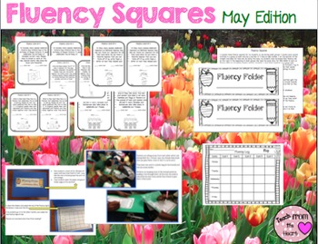 Fluency Squares May Edition