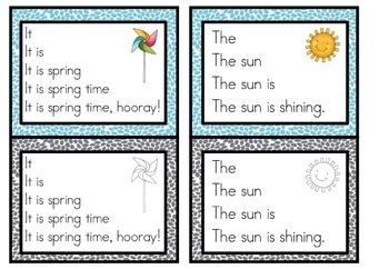 Fluency Squares Season BUNDLE