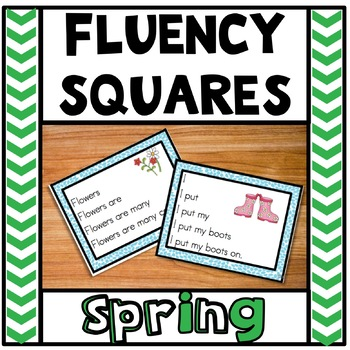 Fluency Squares Spring Edition RF.1.4