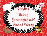Fluency Strategy Cards with Animal Friends