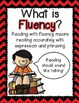 Fluency Strategy Posters {12 colorful & informative posters} Chevron Edition