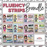 Fluency Strips Bundle   Reading Fluency Practice   Sentence Fluency
