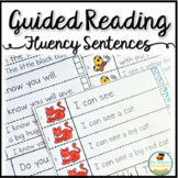 Fluency Strips Interactive Notebook - Sight Words & CVC