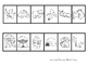 Fluency Strips for letter ID, letter sounds, CVC,  and non