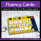 Fluency (Stuttering) Cards: Speech Therapy Cards for on th