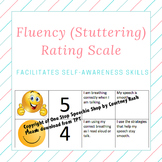 Fluency (Stuttering) Rating Scale