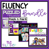 Fluency (Stuttering) Resources Bundle for Speech Therapy