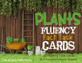 Fluency Task Cards {Fun Facts about Plants}