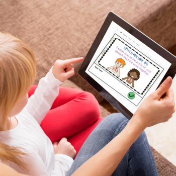 Fluency Task Cards for Speech Therapy