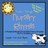 Fluency Through Nursery Rhymes