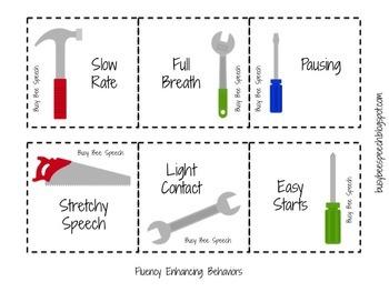 Fluency Tools Treatment Packet