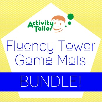 Fluency Tower Game Mats BUNDLE