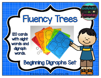 Fluency Trees- Beginning Digraphs Set