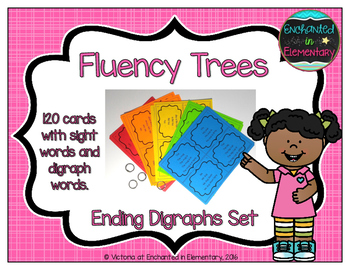 Fluency Trees- Ending Digraphs Set