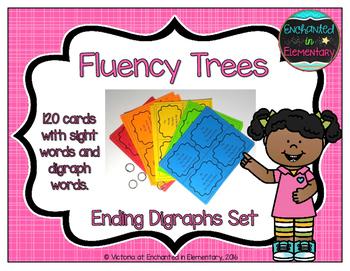 Fluency Trees- Ending Digraphs Set