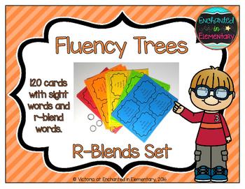 Fluency Trees- R-Blends Set
