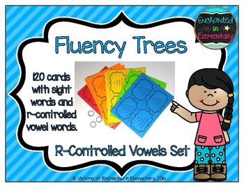 Fluency Trees- R-Controlled Vowels Set