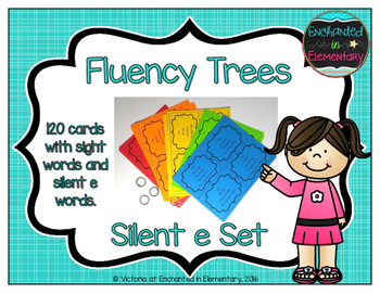 Fluency Trees- Silent e Set