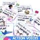 Fluency Practice Voice Cards