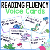 Fluency Voice Cards