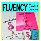 Voice and Action Cards Fluency