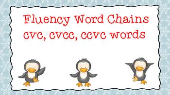 Fluency Word Chains