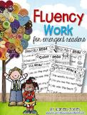 Fluency for Emergent Readers