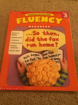 Fluency Workbook