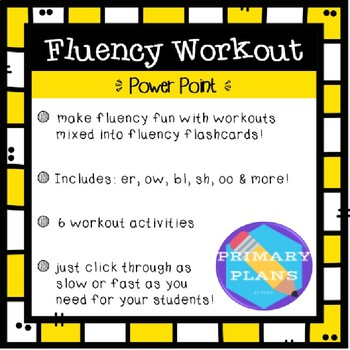 Fluency Workout - Digraphs, Phonograms, and other Sounds
