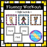 Fluency Workout - Sight Words